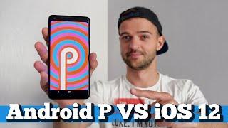 Обзор Android P 9.0 beta - клон iOS или просто ОГОНЬ?