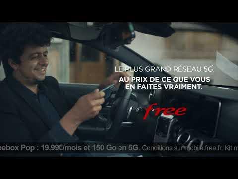 Musique publicité free Le plus grand réseau 5G, au prix de ce que vous en faites vraiment.    Juillet 2021