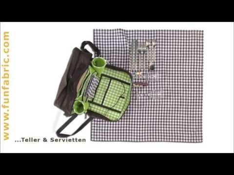 meine perfekte Picknicktasche