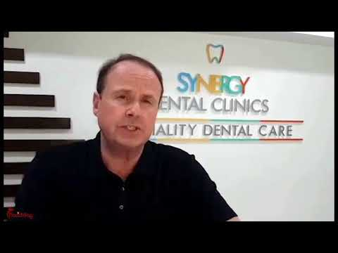 Patient Patrick in Synergy Dental Clinics in Mumbai, India