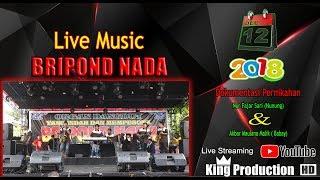 Live Musik BRIPOND NADA Di Desa Panguragan Wetan Cirebon, 12 Desember 2018