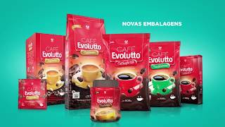 Café Evolutto - Novo visual