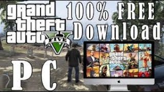 How to Download GTA 5 For Pc For FREE!! (2019 TUTORIAL)