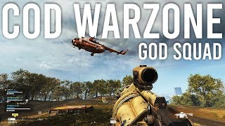 Call of Duty Warzone God Squad