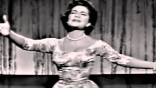 """Video thumbnail of """"Connie Francis - Love Is A Many Splendored Thing"""""""