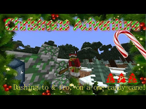 🎄 Christmas Adventure Baserace - December 18 [2] - Dashing to and fro, on a one-candy-cane! 🍭☃️