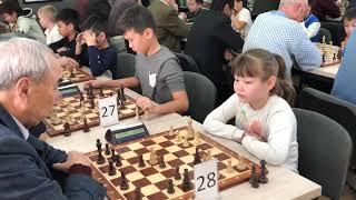 "Турнир по шахматам ""Битва поколений"""