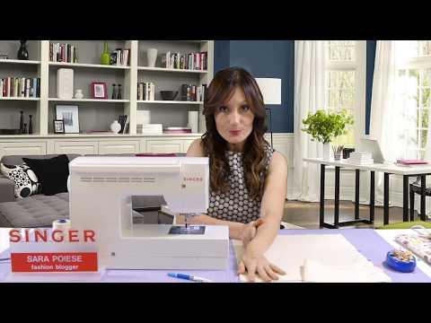 Come cucire la federa a 4 volant - video tutorial completo di cucito con Sara Poiese