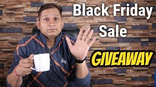 Black Friday Sale | 5X Giveaway