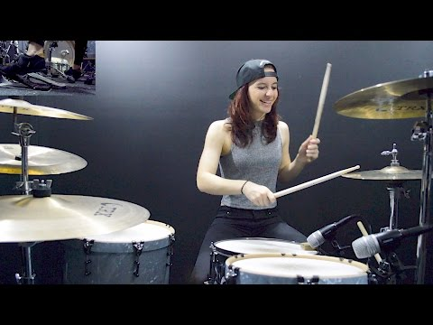 Hard Times - Paramore - Drum Cover