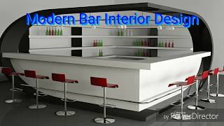 TOP Amazing Modern Bar Design|Decoration