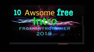 best intro maker for ios 2019 - TH-Clip