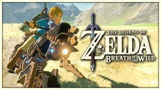 UNE MOTO DANS ZELDA ... | DLC ZELDA BREATH OF THE WILD NINTENDO SWITCH FR