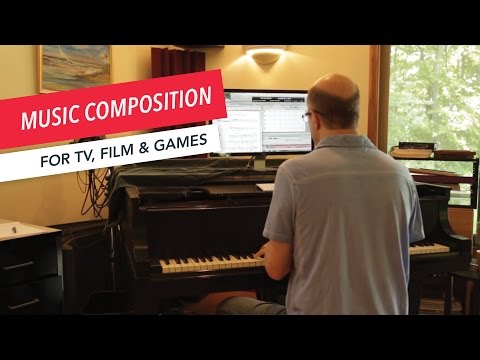 Berklee Online Degree Overview: Music Composition for Film, TV, and Games