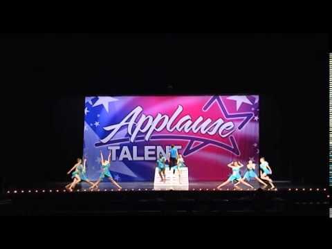 Best Ballet/Open/Acro/Gym Performance - Spartanburg, SC 2014