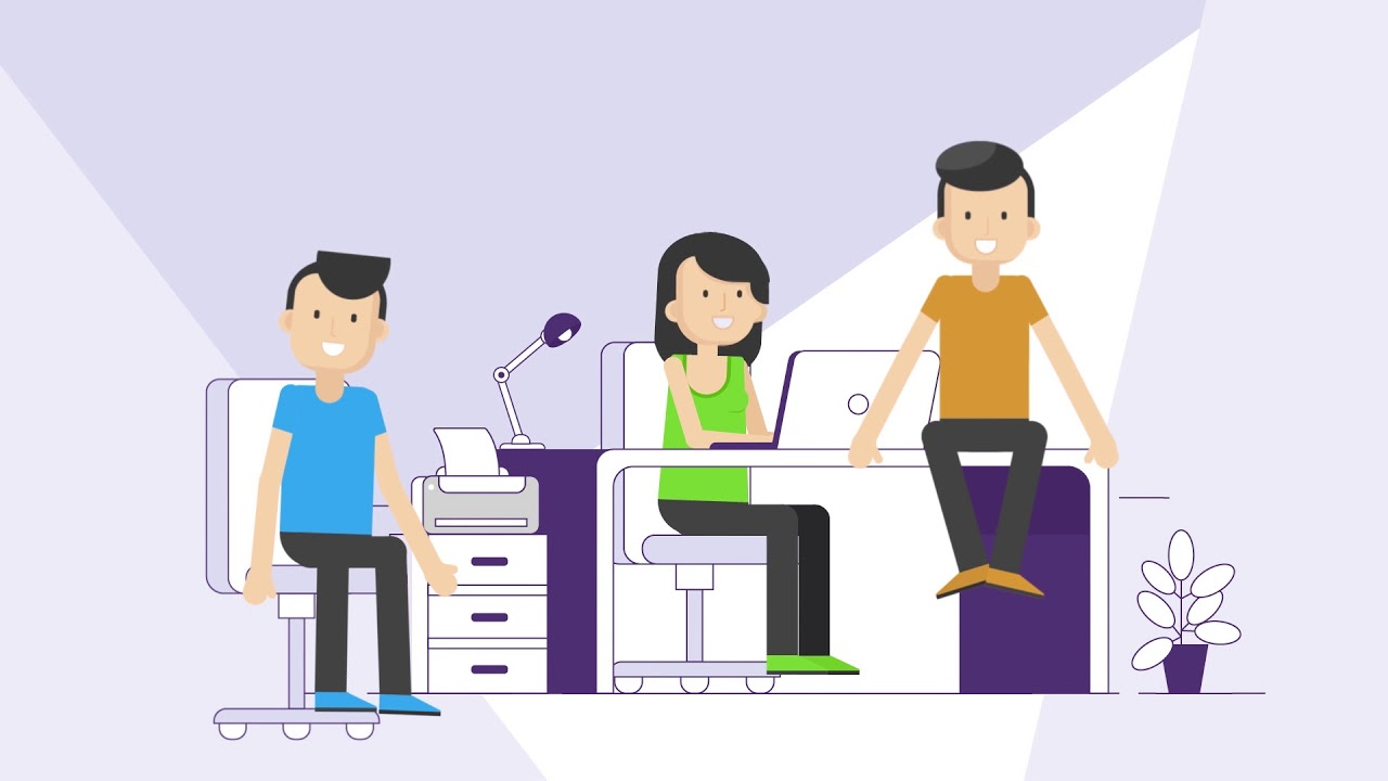 High-Quality 2D Animation Promotional Videos For Your IT Business