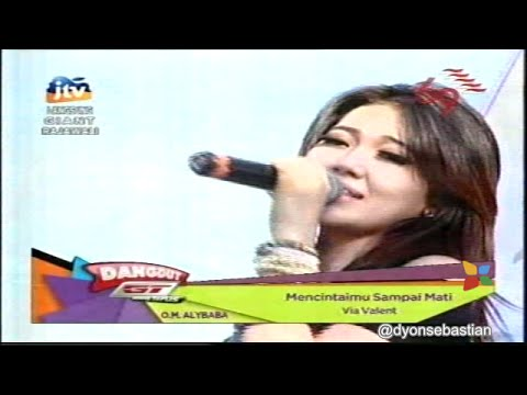 Mencitaimu Sampai Mati (Utopia) - Via Vallen - OM Alibaba | Dangdut GT JTV Mp3