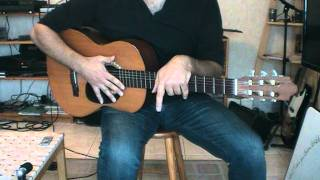 Cours de guitare Hello Alone Charlie Winston