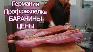 ГЕРМАНИЯ - ПРОФ. РАЗДЕЛКА БАРАНИНЫ - ЦЕНА
