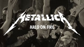 Halo On Fire - Metallica (Video)