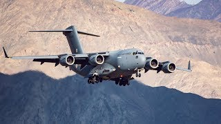 Dangerous Approach & Landing  |  Boeing C-17 Indian Air Force