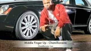 Chamillionaire - Middle Finger Up 2012