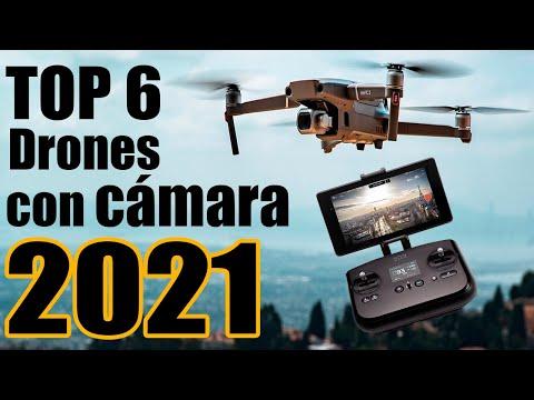 Mejores Drones con Buena Cámara 4K Baratos en Amazon🔶2021 TOP 6 CALIDAD PRECIO #1
