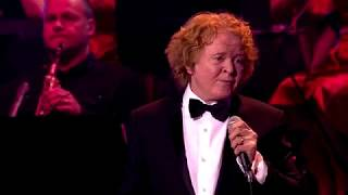 YouTube video E-card Simply Red Symphonica In Rosso the live album and DVD is out now  Stream now