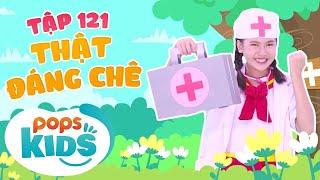 Mầm Chồi Lá Tập 121 - Thật Đáng Chê | Nhạc thiếu nhi hay cho bé | Vietnamese Kids Song