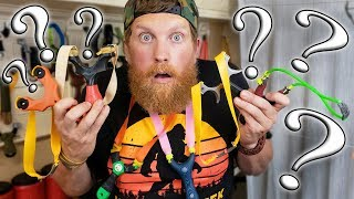 What Is The Best Slingshot To Buy For You ? (Slingshot How To Ep. 2)