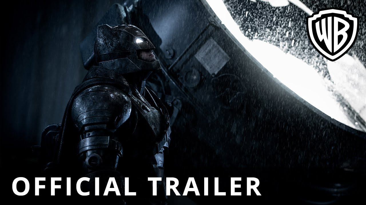 Movie Trailer #3: Batman v Superman: Dawn of Justice (2016)