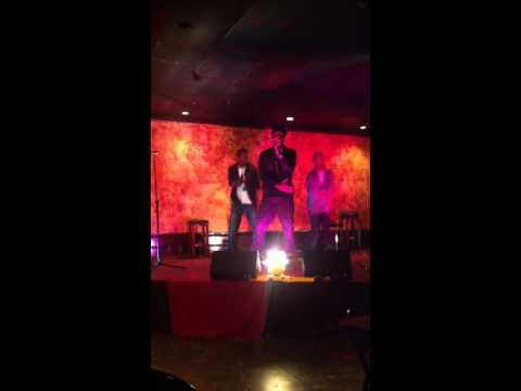 R.I.M.M. R&B Artist Legynd Performing Live @ Legend Cafe
