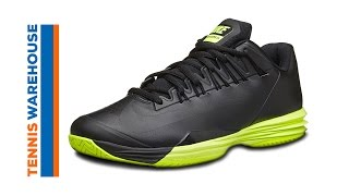 Nike Lunar Ballistec 1.5 Men's Tennis Shoes video
