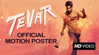 Tevar - Official Motion Poster