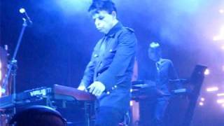 Gary Numan, O2 Indigo 03/12/2009 - ENGINEERS