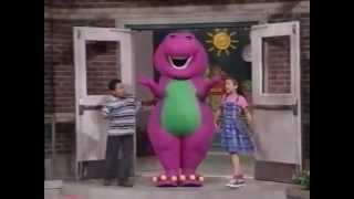 Walk Around The Block With Barney (1999 Version) Part 1