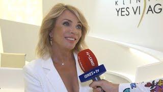 Zdena Studenková na slávnostnom otvorení Kliniky