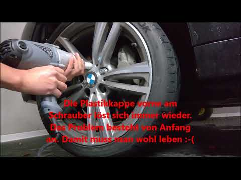 Elektrischer Schlagschrauber PIW-1000 von Hesselink - Erfahrungsbericht