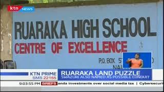 Ruaraka land saga takes new twist with parliament seeking to have CS Fred Matiang'i held responsible
