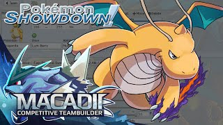 Dragonite Team Builder! - Pokemon Showdown OU Team Building w. macadii (Smogon ORAS OU)