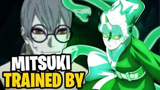 Why Mitsuki Needs To Train With Kabuto!
