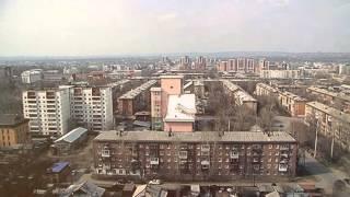 Говорит Иркутск. Взгляд на город с высоты