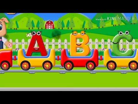 Abc Train Toy