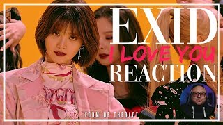 """Producer Reacts to EXID """"I Love You"""""""