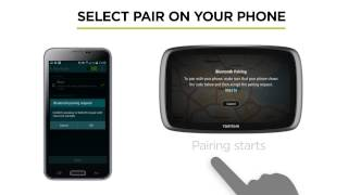 Get TomTom Traffic via your Android Smartphone