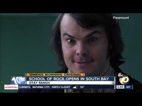 , title : 'School of Rock Opens in Otay Ranch