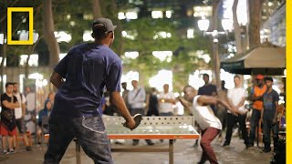 United by Ping Pong, These Players Find Community in a New York Park | Short Film Showcase