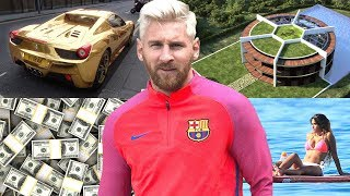 Lionel Messi's Lifestyle ★ 2018