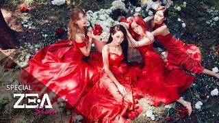 [OT4] Nine Muses Greatest Hits Vol.2 | รวมเพลงไนท์มิวส์ Vol.2 ( 9Muses song compilation )