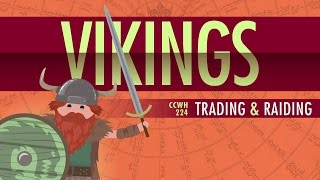 Crash Course - World History 224 - The Vikings!